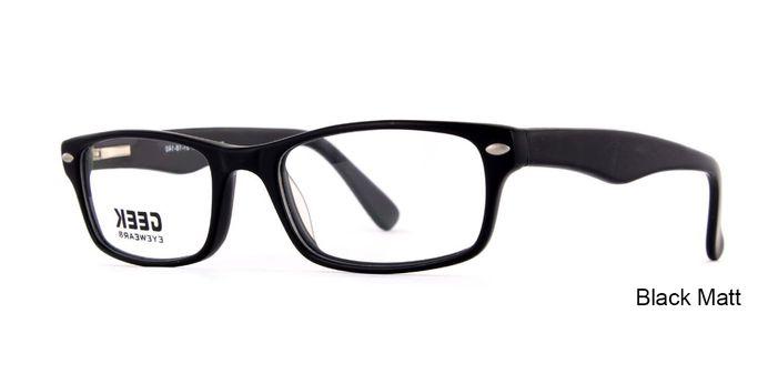 Black Matt, GEEK INTERN Eyeglasses
