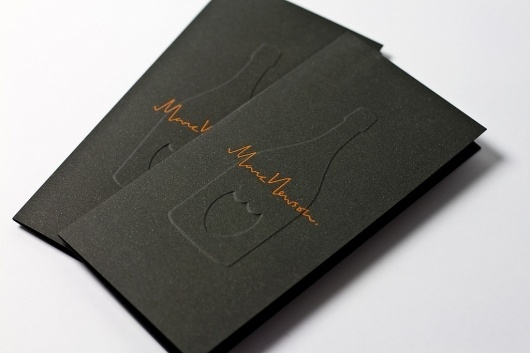 Musa Work Lab – Recent Projects Showcase | September Industry #invite #musacollective #foil #emboss