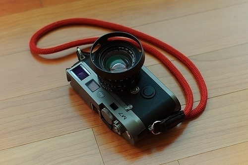 Love For Leica - Leica M7 Titanium with Nokton 35mm f1.4 lens #camera #leica #photography #equipment