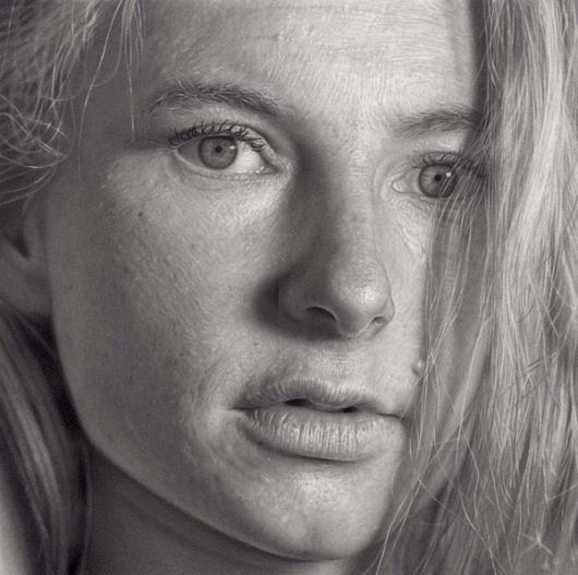 Dirk Dzimirsky « PICDIT #portrait #drawing #art