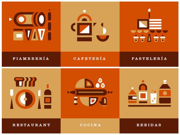 Bakery #icons