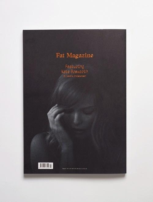 Fat Magazine #design #graphic #editorial #magazine