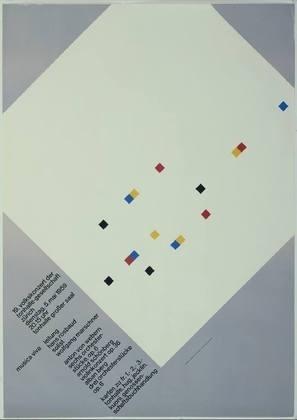 FFFFOUND! #muller #design #poster #josef #brockmann