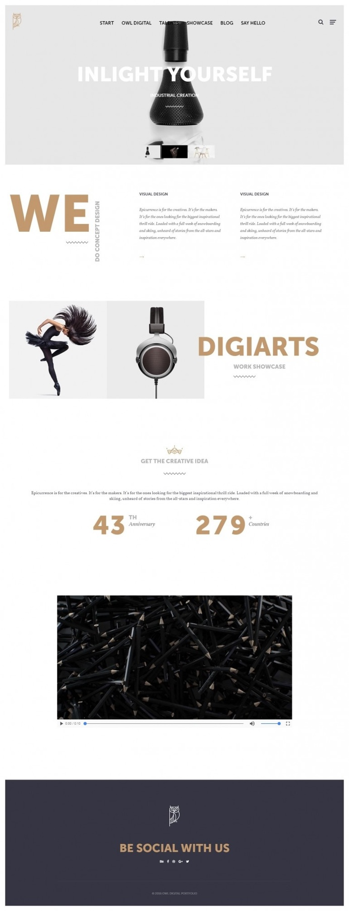 Owl Digital – Creative Agency