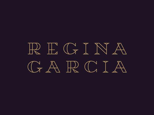 Regina Garcia #lettering