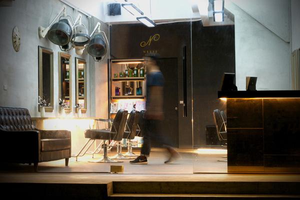 Neese Salon #interior