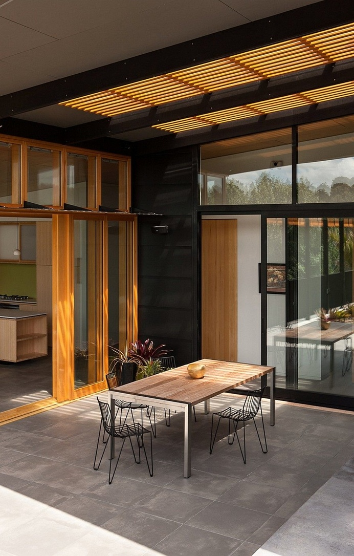 Te Hihi House by Strachan Group Architects 10
