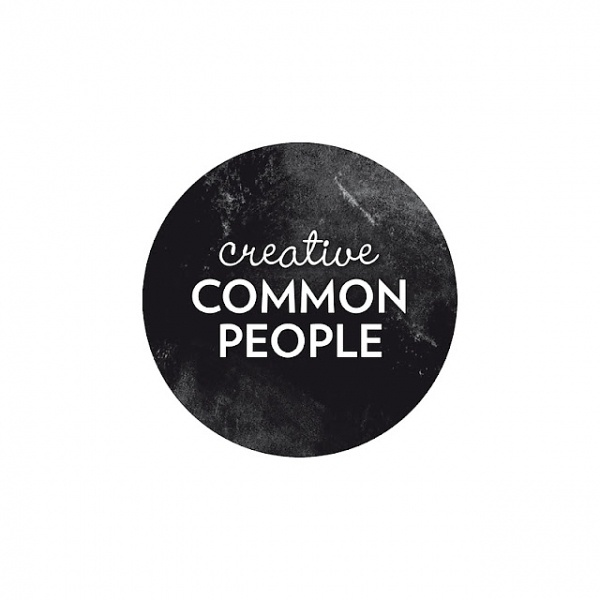 Creative Common People: ccp #logo #design #retro #vintage