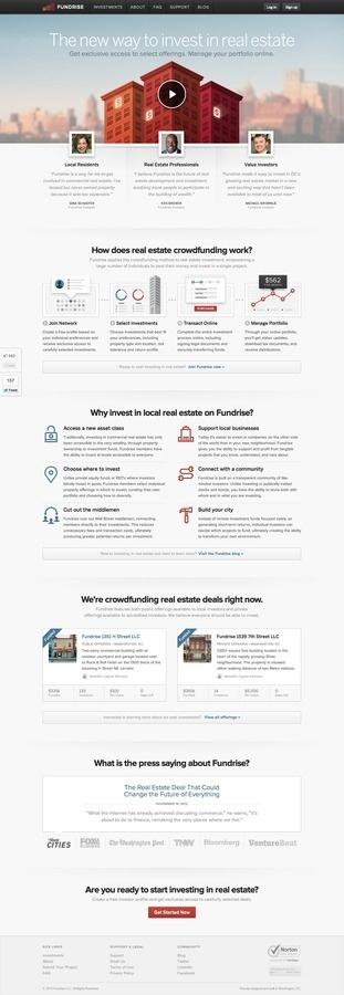 Real pixels #layout #design #real #estate #web