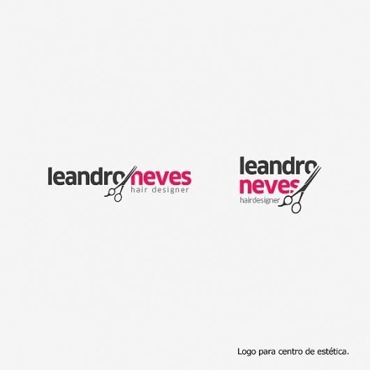 Flavio Barros   Designer Gráfico #logotype #branding #design #brand #logo #saloon