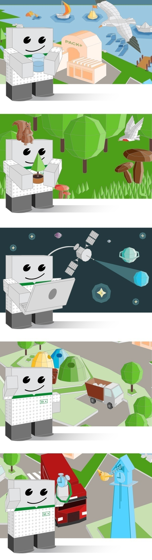 Illustration by www.o-zone.it #vectors #illustration #vector #illustrated