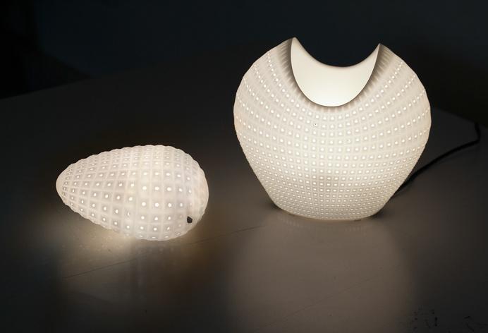 Cactus lamp on Behance