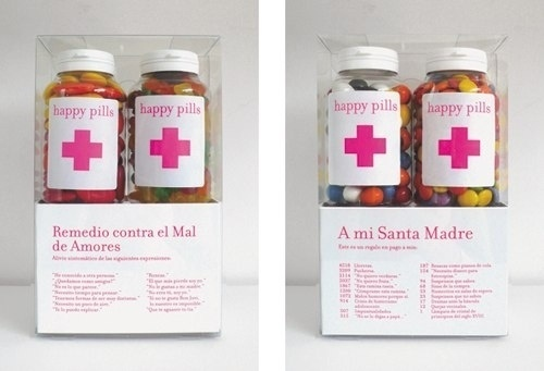 identidad #pills #happy #spain #branding #packaging #barcelona