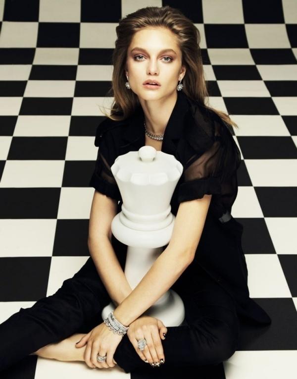 Svetlana Zakharova by Nikolay Biryuko #fashion #photography