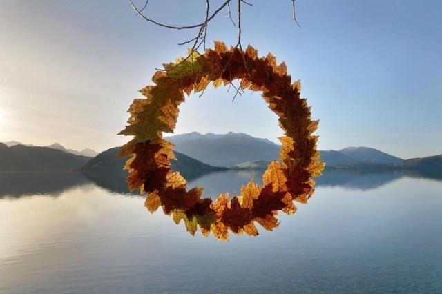 Circular Installations in Nature-8 #nature