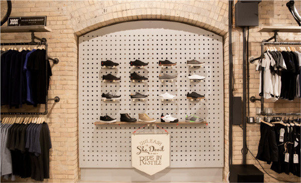 Handsome Cycles / Retail Store in Minneapolis by Marina Groh #bicycle #knock #in #store #bicycles #inc #marina #bike #retail #minneapolis #groh