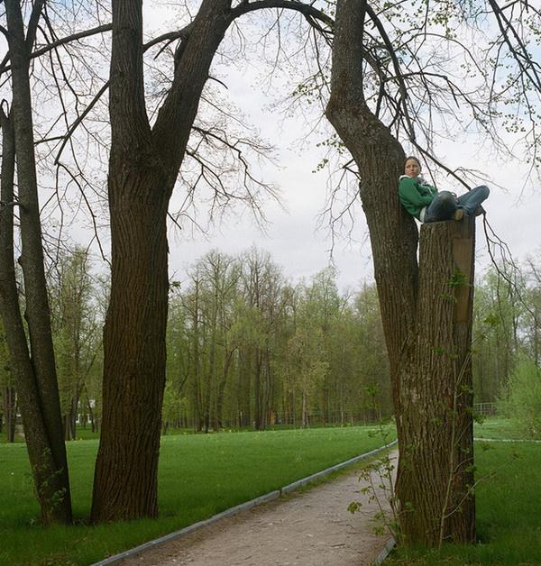 Hanging at Poise by Sofia Tatarinova #inspration #photography #art