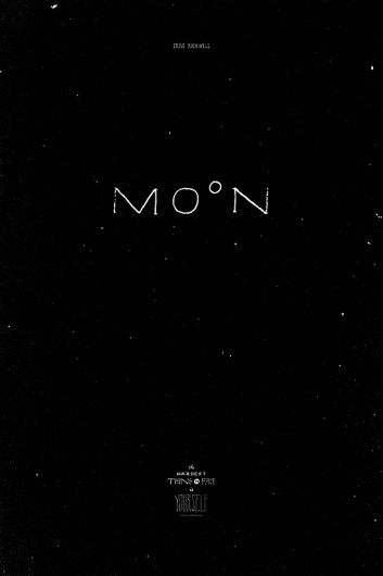 Swiss Cheese and Bullets - Journal - Moon #poster #moon