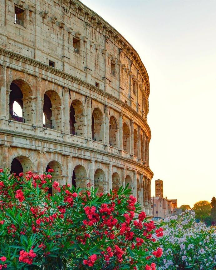 Stunning Instagrams of Rome by Dino Presciutti