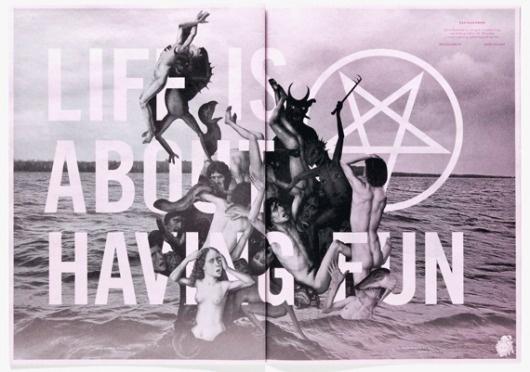 Dan Blackman: Art Direction & Design #illustration #collage #editorial