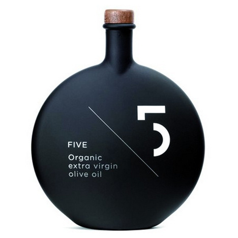 FIVE Olive Oil by World Excellent Products #oil #olive #bottle