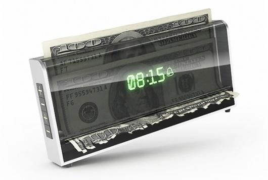 Design You Trust – Social design inspiration! #money #alarm #watch