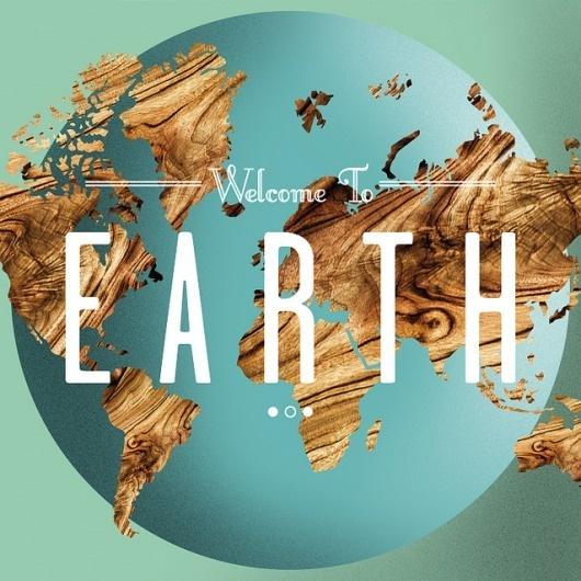 Illustration - Workerman #earth #wood #illustration #workerman