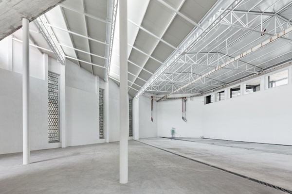 La tallera Siqueiros, frida escobedo studio, LTVs, Lancia TrendVisions #architcture