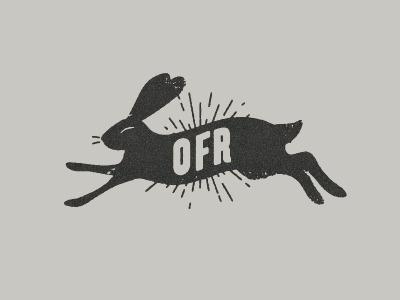 One Fast Rabbit #fuzzco