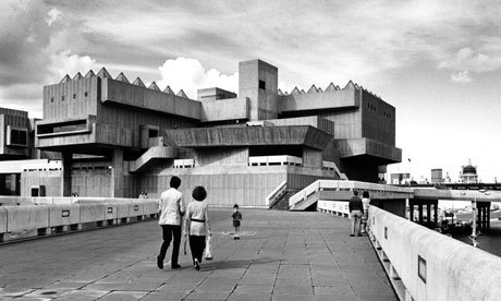 http://static.guim.co.uk/sys images/Observer/Pix/pictures/2012/8/3/1344031571699/hayward gallery space 008.jpg #brutalism #concrete #architecture