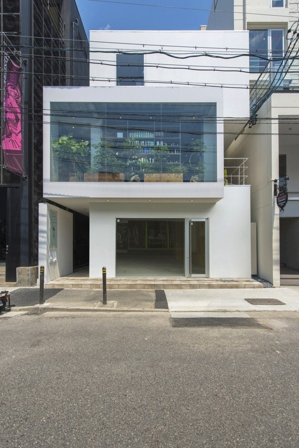 MIY by NI&Co. Architects #modern #design #minimalism #minimal #leibal #minimalist