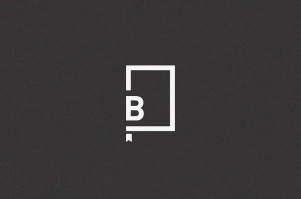 A fine line logo example. #line #design #graphic