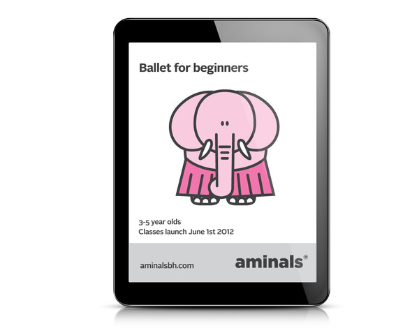 Aminals on Behance #branding #ipad #illustration #identity #kids #children