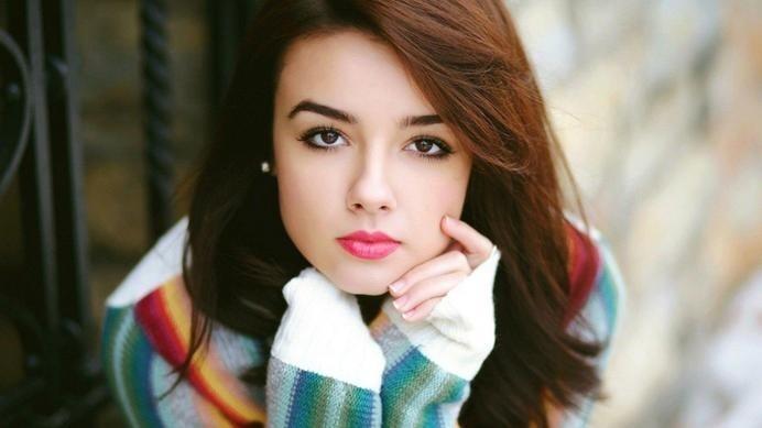 Beautiful Girl Portrait #inspiration #photography #portrait