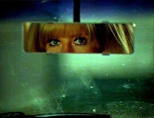 eyes in a mirror | Flickr - Photo Sharing! #stills #film