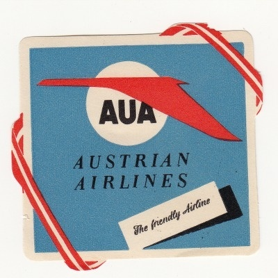 fashionably bored #austria #design #graphic #travel #label #vintage