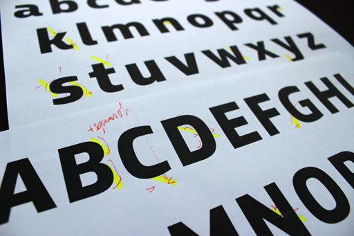 Dalton Maag designs 'solid but human' font for energy company rebrand News Digital Arts #typographic