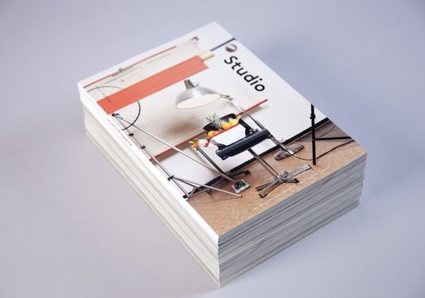 Best Awards Studio Limited. / Studio Magazine Issue Three #limited #awards #best #studio #magazine