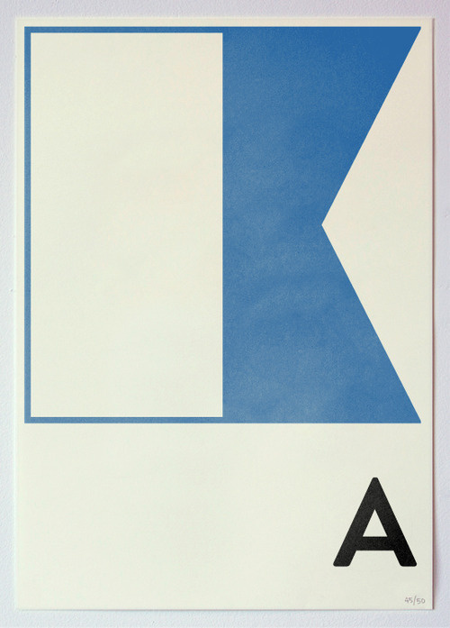 shape prints on wanken 01 #flag