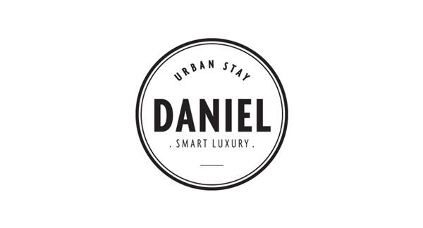 Hotel Daniel designed by Moodley #hotel #logo #daniel #moodley