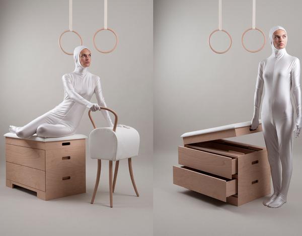 Decor Gymnastics Furniture Set Modern #interior #design #decor #home #furniture #architecture