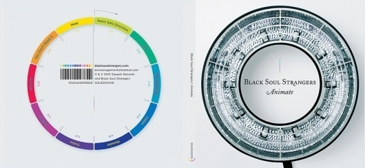 Matt Simmonds' Work – Print #colourful #album #sleeve #cover #circular