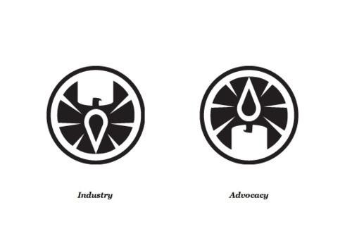 tumblr_lmtf7bkbVu1qbo9ygo1_500.jpg (500×352) #down #design #logo #clever #upside