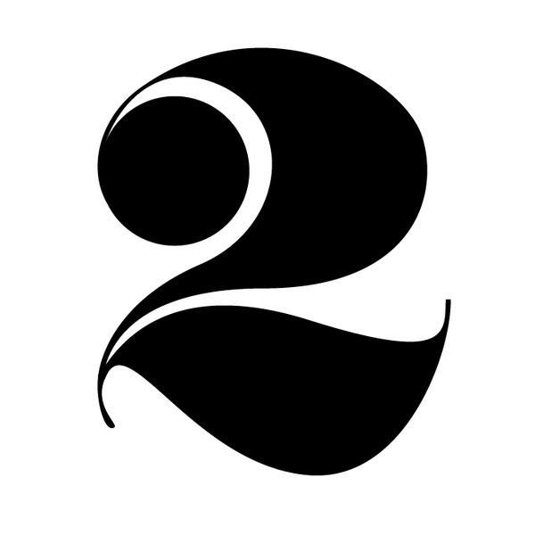 Sergi Delgado, illustration and graphic Design. Barcelona #lettering #delgado #design #graphic #two #number #poster #barcelona #sergi #typography
