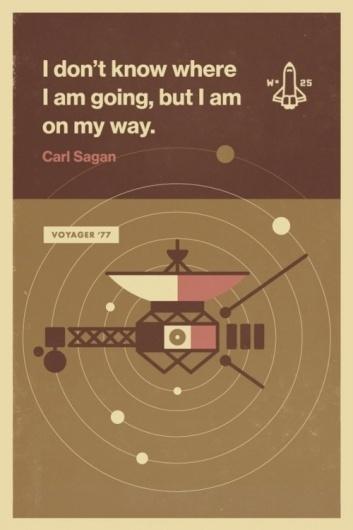 Wander Blog #post #carl #nasa #space #voyager #wander #eric #rocket #sagen #onwander #mortensen