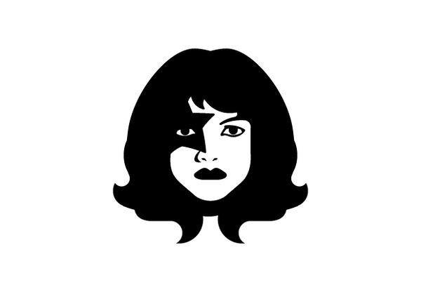 Royalty Free Kiss – Paul Stanley Icon #icon #kiss