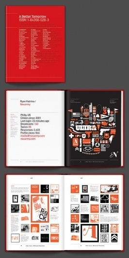 Neuarmy™ » A Better Tomorrow | QBN Book #illustration #design #graphic
