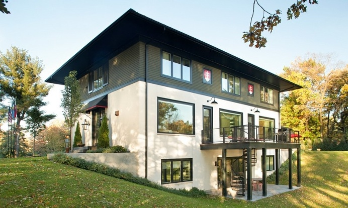 Project Dom by Swan Architecture / Minnesota