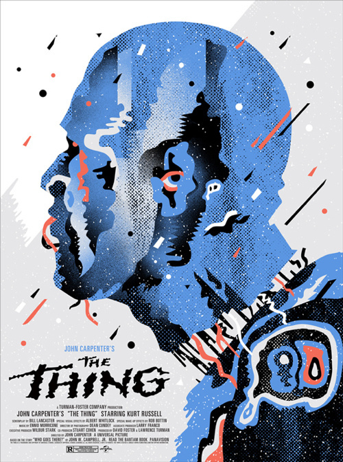 The Thing (Source: visualgraphc, via visualgraphc) Posted 2 years ago and has 164 notes #poster #thing