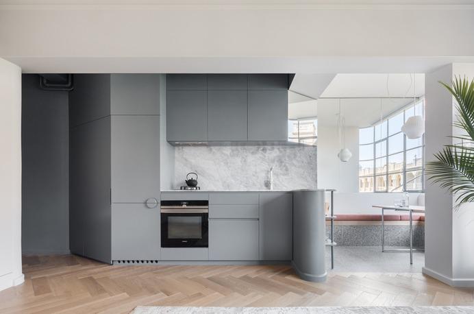 Challis Avenue Apartment by Retallack Thompson